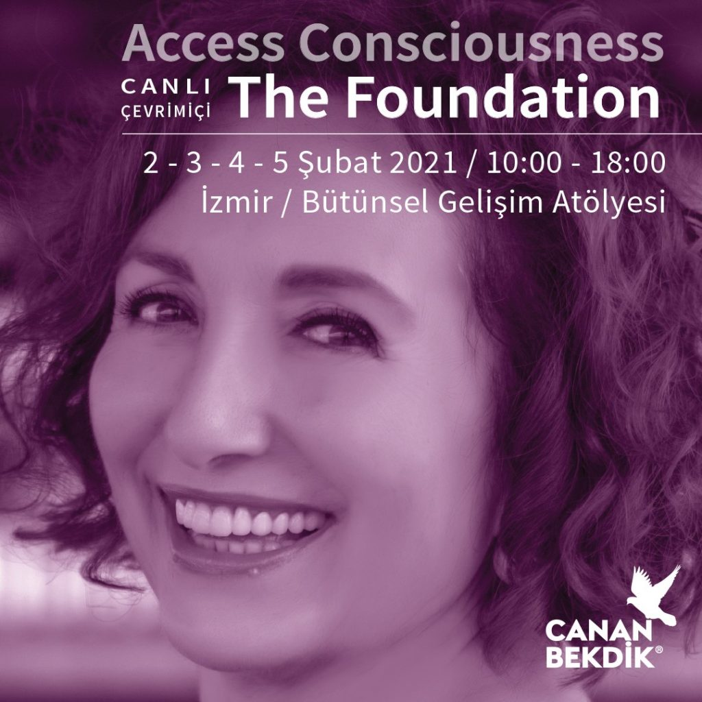 Access The Foundation <s>2-3-4-5 Şubat</s>
